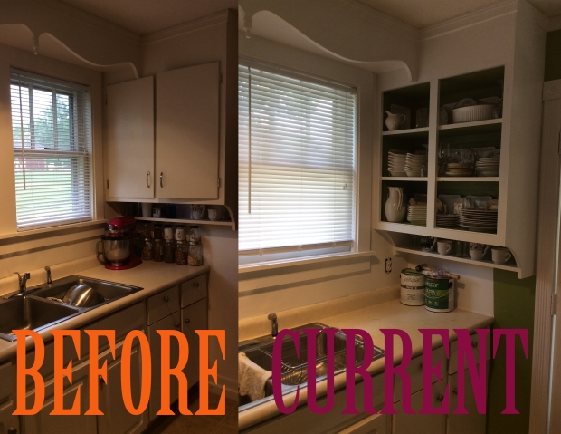 THF Kitchen progress 2