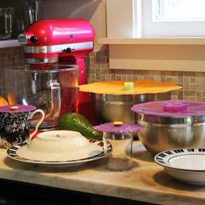 13 mixing bowls lids