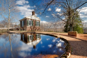 Thomas Jefferson's tiny House