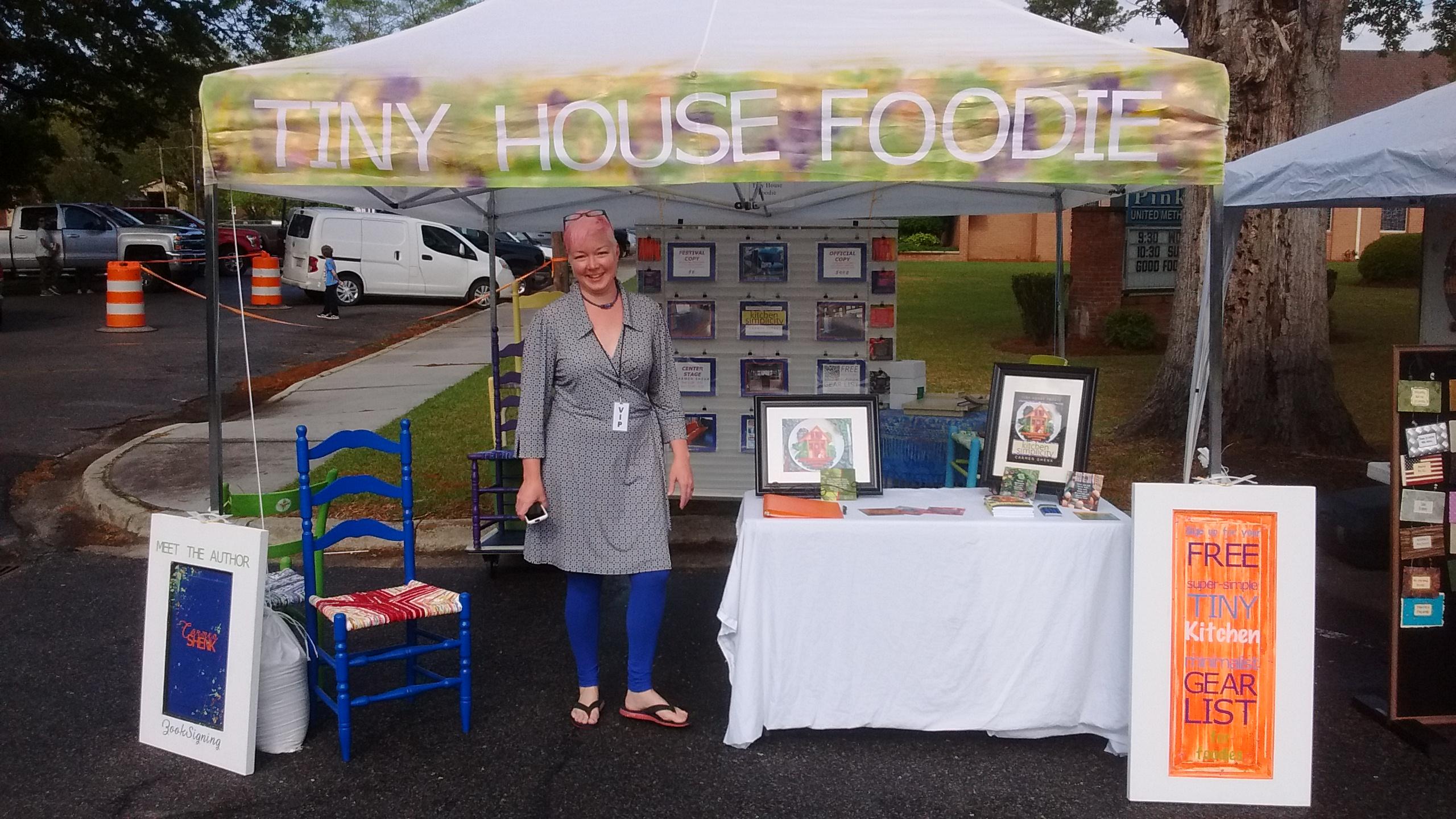 The Tiny House NC Street Festival