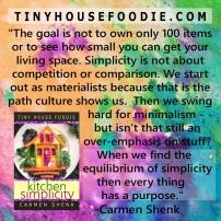 equilibrium of simplicity